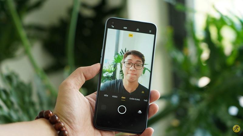 Top smartphone camera selfie khủng