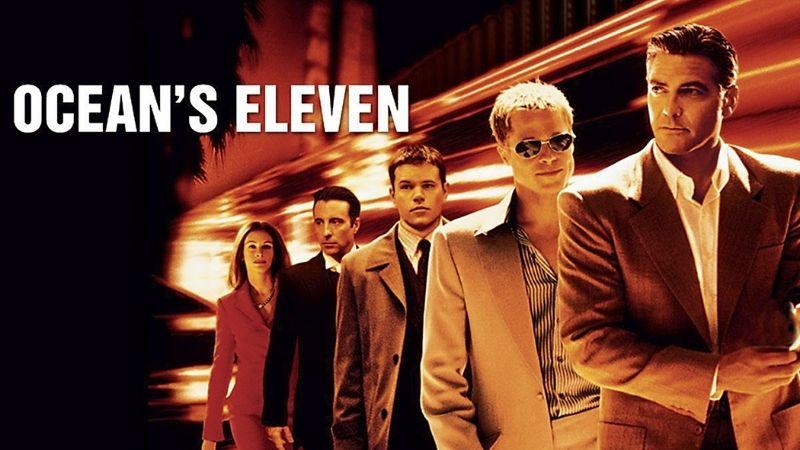 Ocean's Eleven - 11 tên cướp thế kỷ