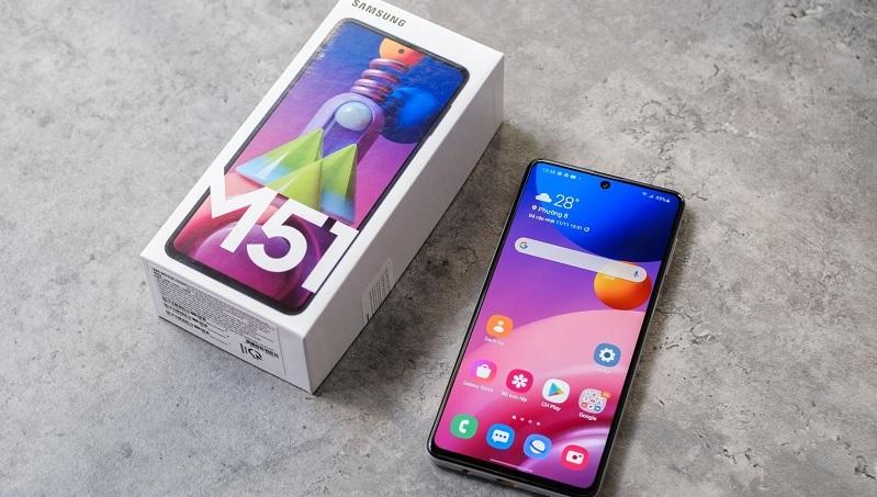Có nên mua Galaxy M51 qua sử dụng? Khi chỉ với 6 triệu, bạn đã có ngay Snapdragon 730G, 8 GB RAM và viên pin 7.000 mAh cực 'trâu bò'