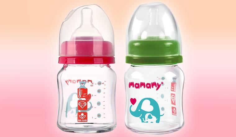 Bình sữa Mamamy có tốt không? Gồm những loại nào?