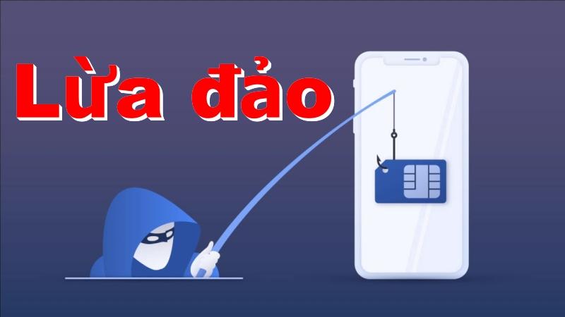 Bộ Công Thương cảnh báo tình trạng lừa đảo bằng hình thức giả danh nhân viên nhà mạng để hỗ trợ nâng cấp SIM 4G