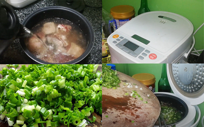 cách nấu sườn bò ăn bún   Món Miền Trung