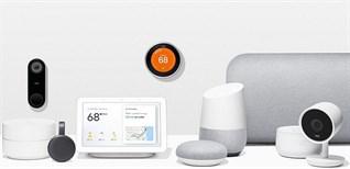 Top 10 thiết bị thông minh Google Home giúp cuộc sống tiện nghi hơn