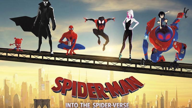 Spider-Man: Into the Spider-Verse (Người Nhện: Vũ Trụ Mới)