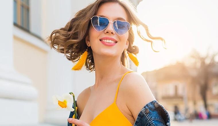 Gợi ý 7 cách chọn kính mắt chuẩn xác nhất dành cho các cô nàng mặt tròn
