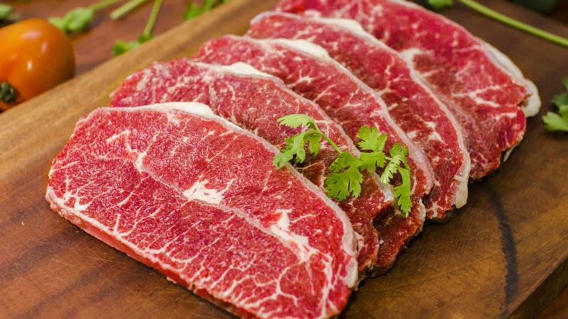 Đặc điểm của lõi vai bò