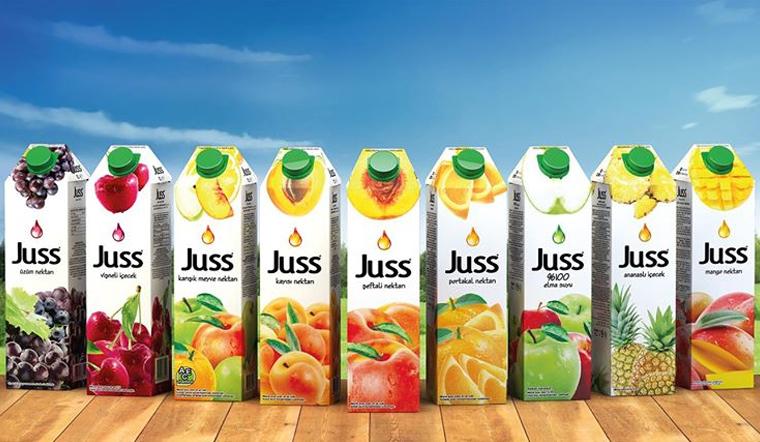 Hè thêm hứng khởi với nước ép trái cây nhiệt đới Juss