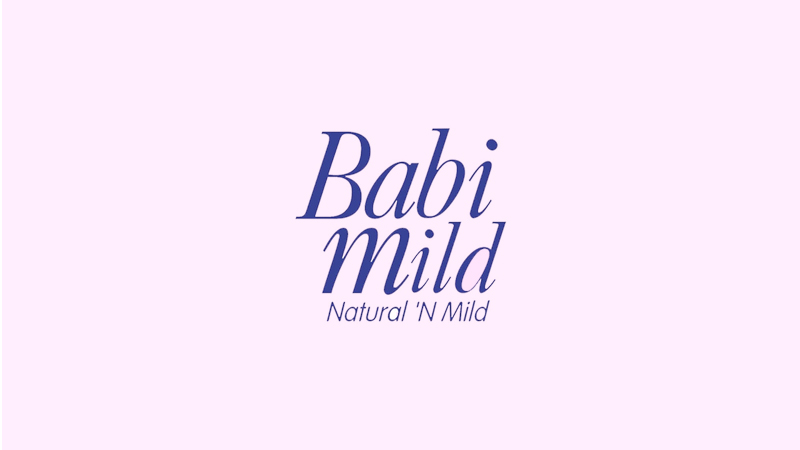 Thương hiệu Babi Mild