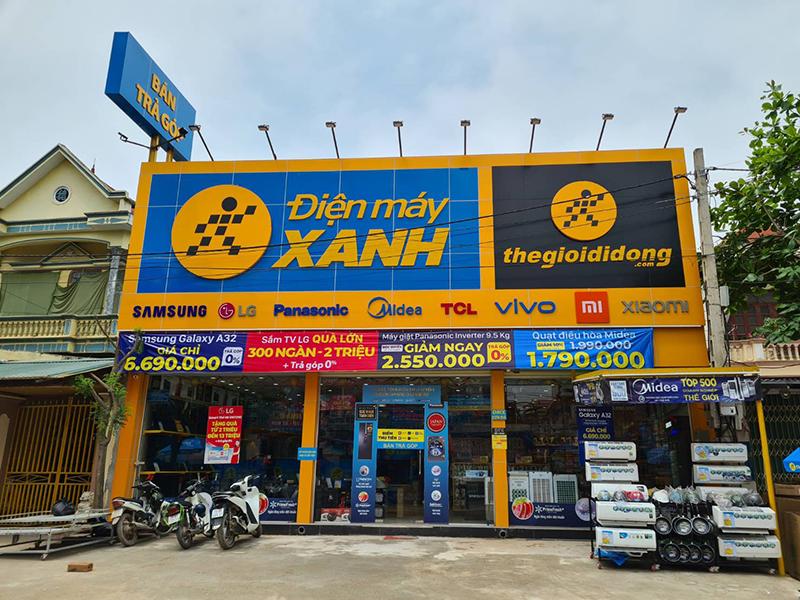 Siêu thị Điện máy XANH Đan Thê, Sơn Đà, Ba Vì, Hà Nội