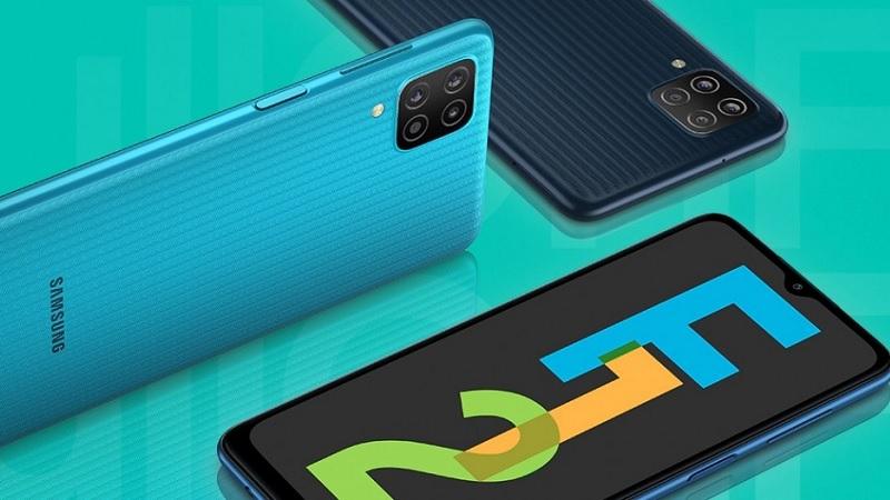 Galaxy F12 giá chỉ từ 3.8 triệu với màn hình 90Hz, viên pin khủng 6.000 mAh