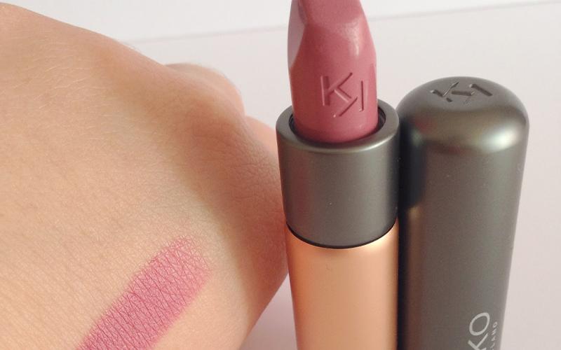 Kiko Velvet Passion Matte - Màu Warm Pink