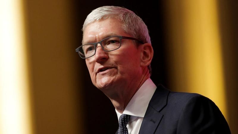 Tim Cook tiết lộ thời điểm rời Apple
