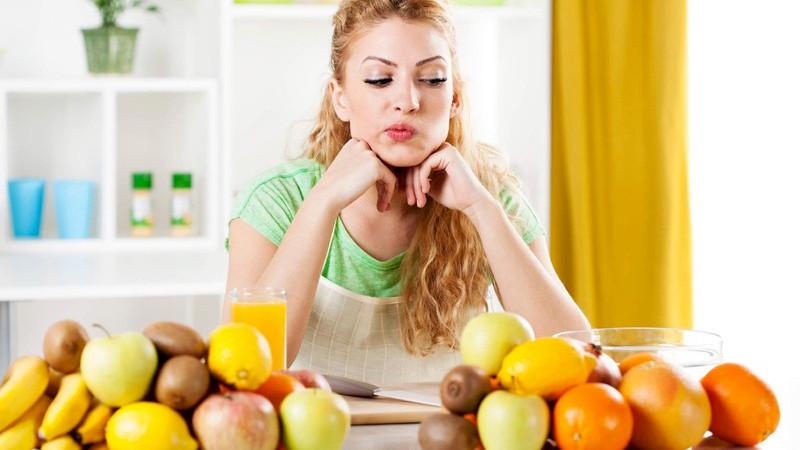 Thời điểm nên ăn trái cây