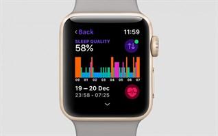Tìm hiểu tính năng theo dõi giấc ngủ trên Smartwatch