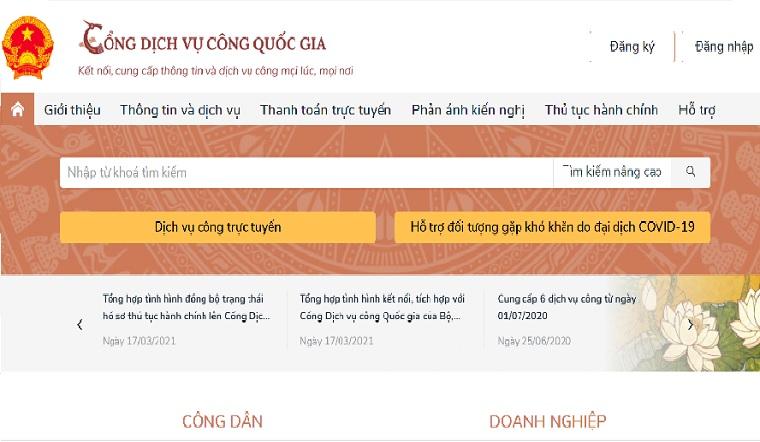 Cách đóng BHXH Online, gia hạn BHYT tại nhà qua cổng Dịch vụ công Quốc Gia