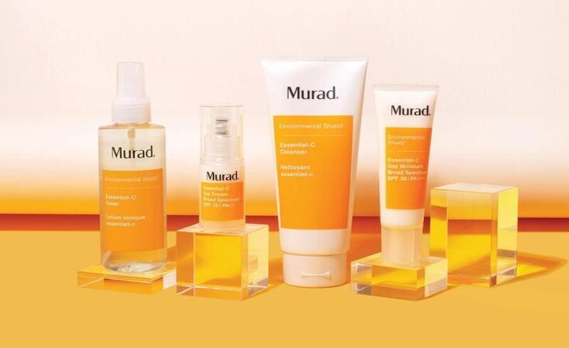 Nước cân bằng phục hồi làn da tổn thương Murad Essential C Toner 180ml