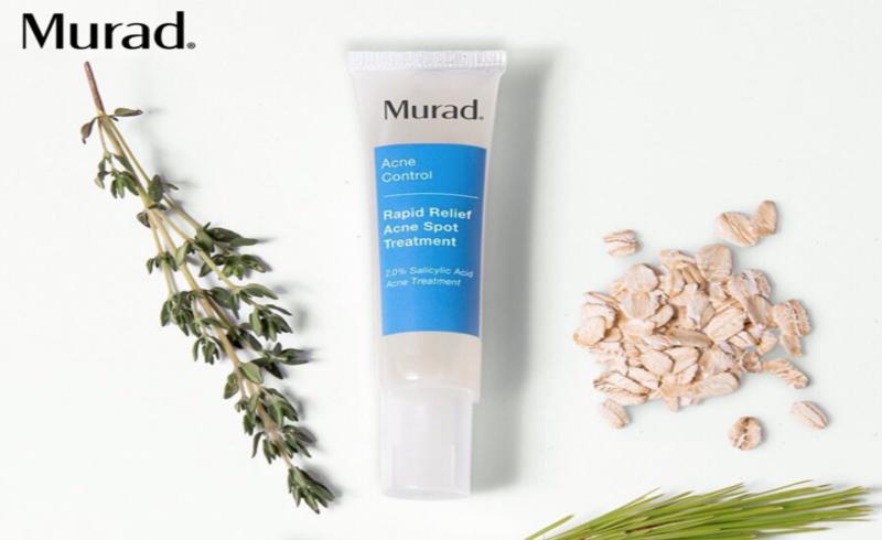 Gel trị mụn 4h Murad Rapid Relief Acne Spot Treatment 15ml