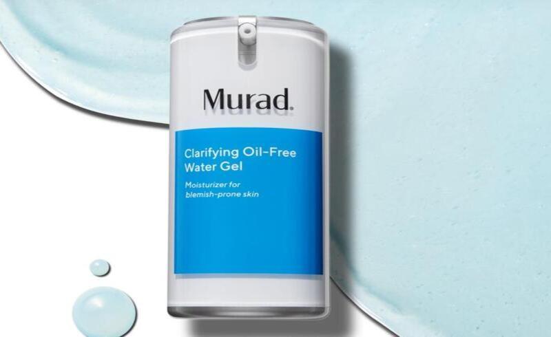 Gel trị mụn Murad Clarifying Oil – Free Water Gel 47ml