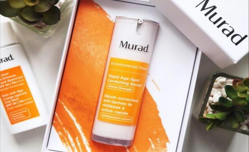 Serum hỗ trợ trị nám 7 Ngày Murad Rapid Age Spot Correcting Serum 30ml