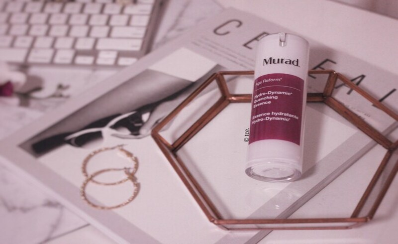 Tinh chất cấp ẩm làm mềm da Murad Dynamic Quenching Essence 30ml