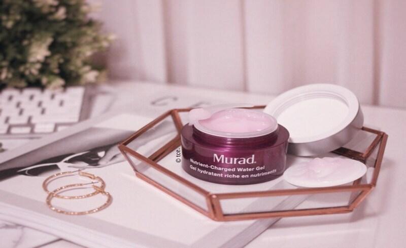 Murad Nutrient-Charged Water Gel 50ml dưỡng ẩm và khóa ẩm