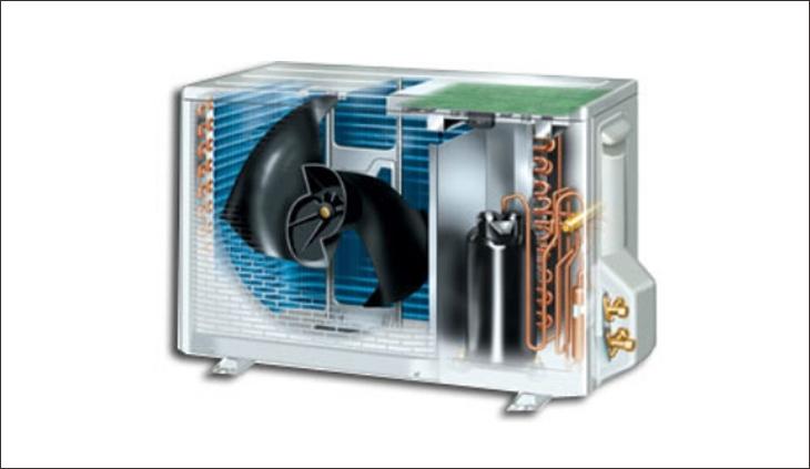 Nguyên nhân lỗi bộ tảng nhiệt máy lạnh