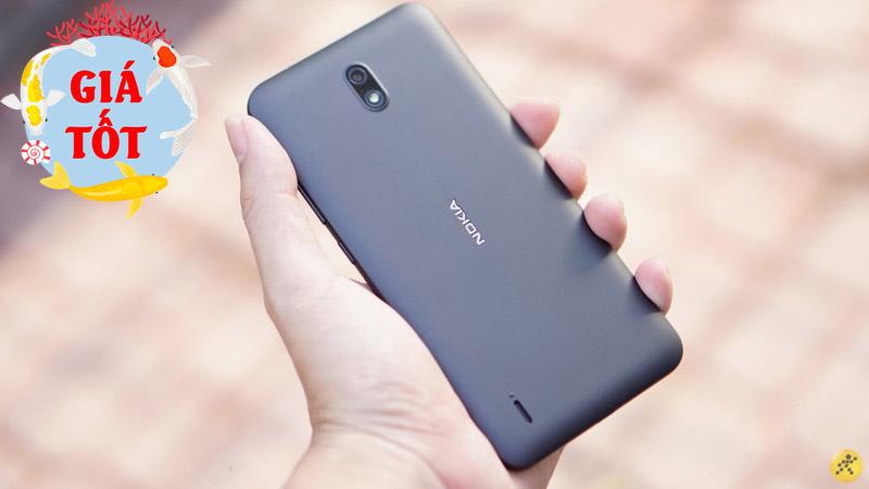 Smartphone Nokia cũ giảm giá