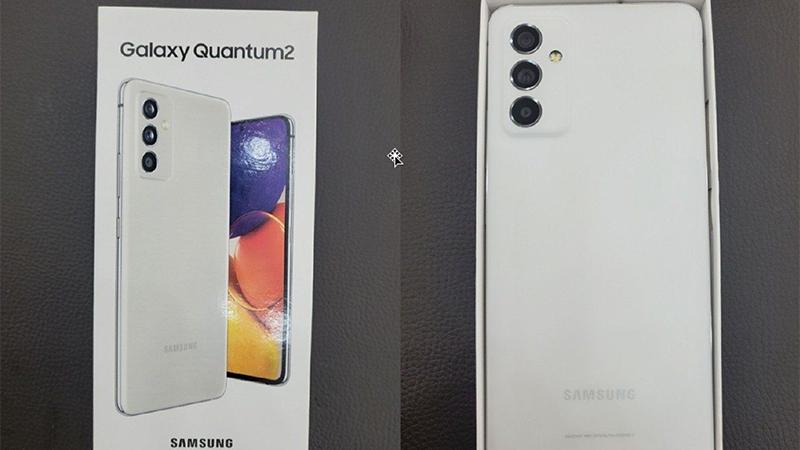 Galaxy Quantum2 lộ cấu hình: Bảo mật lượng tử, camera 64MP hỗ trợ OIS