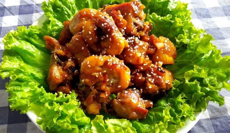Vét sạch nồi cơm với món thịt gà sốt chua ngọt thơm ngon