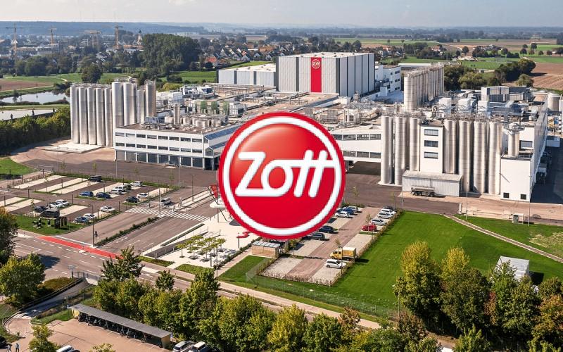 Thương hiệu Zott