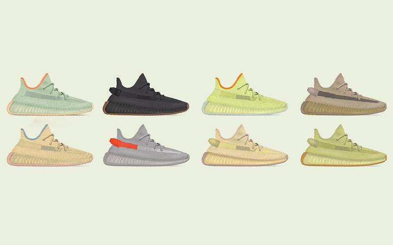 Giày Adidas Yeezy