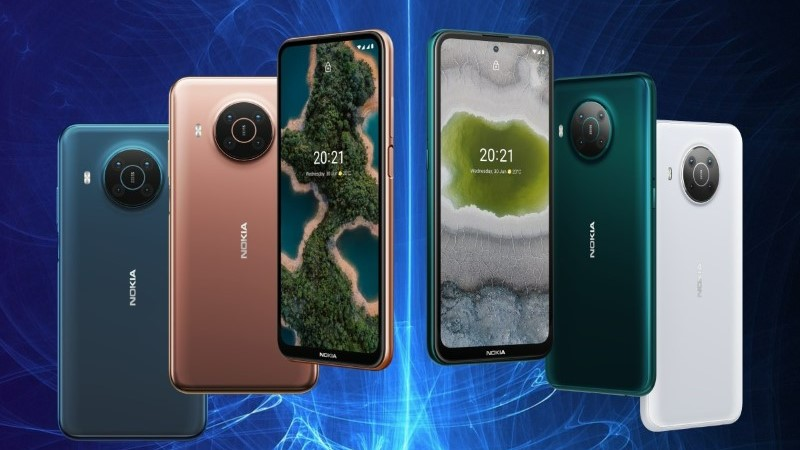 Nokia X10 và Nokia X20