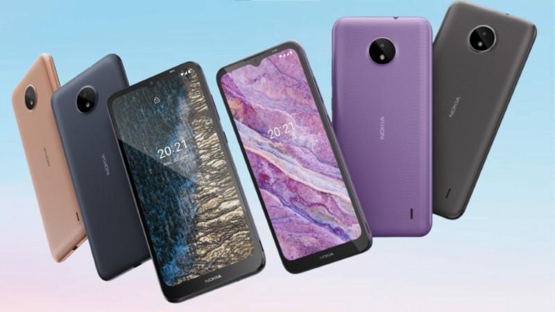 Nokia C10 và Nokia C20