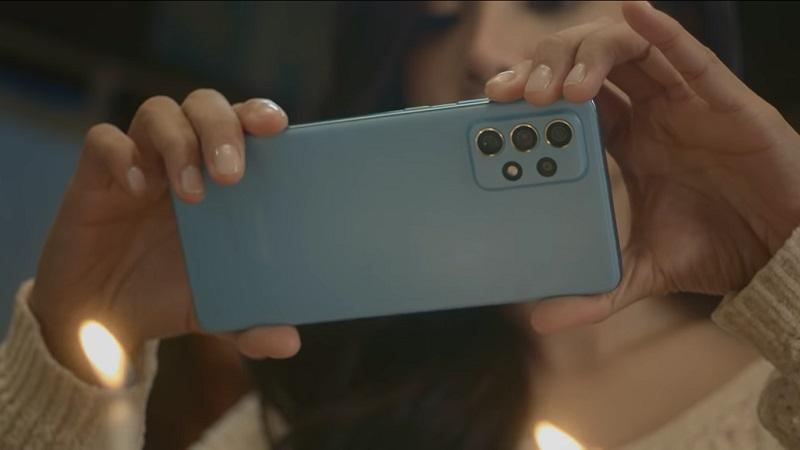Galaxy A52 5G xuất hiện tuyệt đẹp trong MV mới của Hoàng Yến Chibi