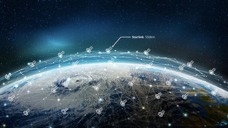 Viettel muốn triển khai internet vệ tinh để tăng khả năng phủ sóng