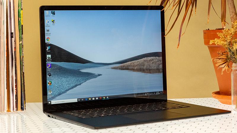 Ảnh render Surface Laptop 4