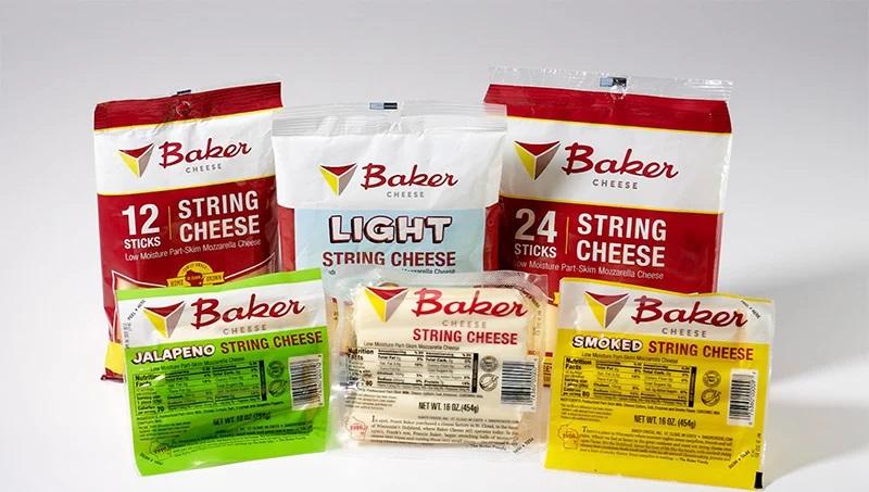Thương hiệu Baker Cheese
