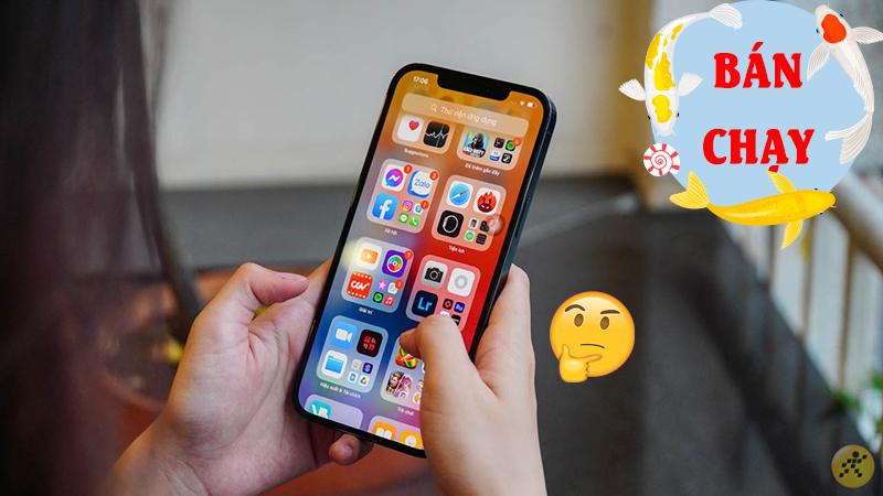 iPhone 12 Pro Max bán siêu chạy giảm cực sốc, giá này khó lòng bỏ qua