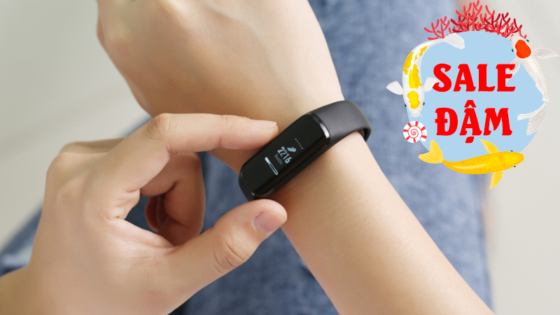 Vòng tay thông minh Samsung