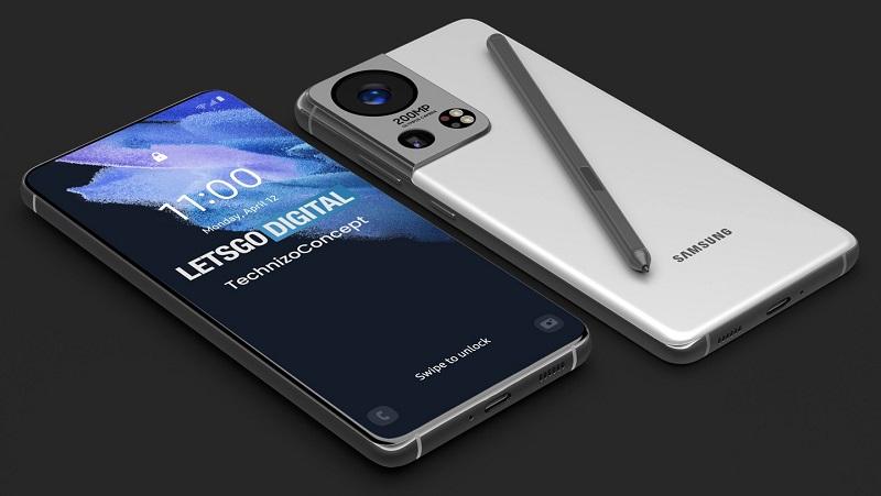 Xuất hiện mẫu ý tưởng Galaxy S22 Ultra với camera lên tới 200MP cực kỳ độc đáo, nhưng có gì đó 'sai sai'