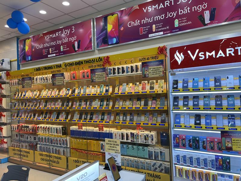 Siêu thị Điện máy XANH Tổ dân phố Hương, Tân An, Yên Dũng, Bắc Giang