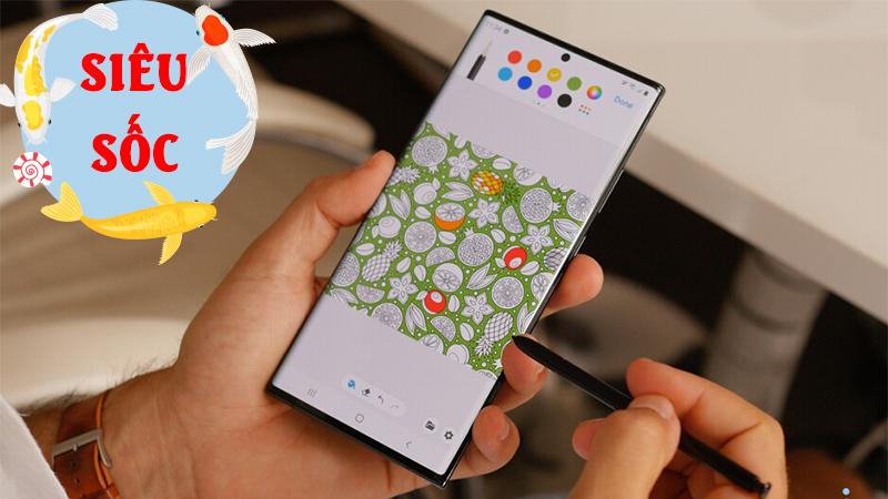 Siêu sale đổ bộ: Dòng Galaxy Note 20 giảm cực sốc, chỉ trong 2 ngày