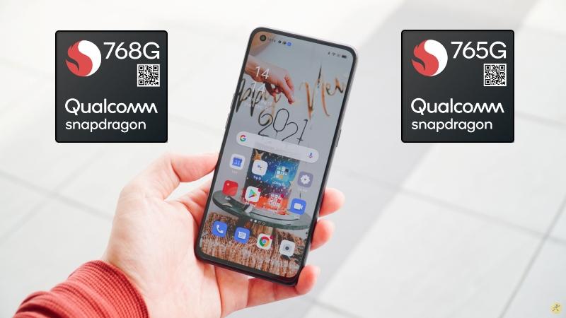 Một chiếc smartphone OPPO bí ẩn dùng chip Snapdragon 765G hoặc Snapdragon 768G xuất hiện trên Geekbench