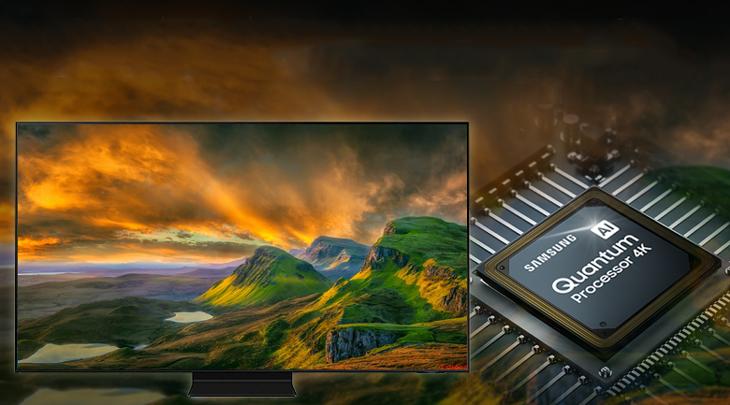 Quantum 4K Processor