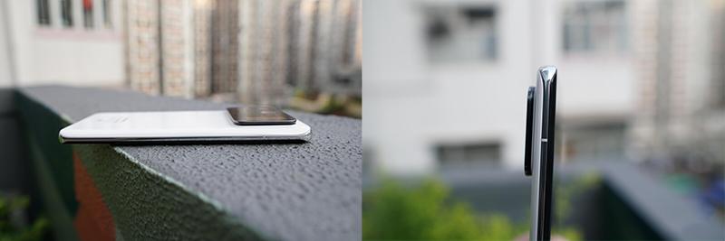 Cụm camera của Xiaomi Mi 11 Ultra nhô lên như một 'hòn đảo'