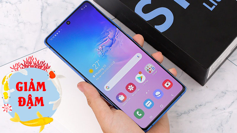 Sản phẩm độc quyền Galaxy S10 Lite giảm giá