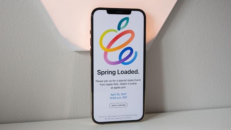 Apple chính thức xác nhận sự kiện ra mắt sản phẩm mới vào ngày 20/04