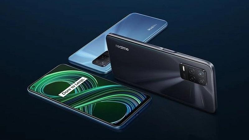Realme 8 5G với chip Dimensity 700, RAM 8GB, pin 5.000mAh vừa được ấn định ngày ra mắt tại quốc gia rất gần Việt Nam