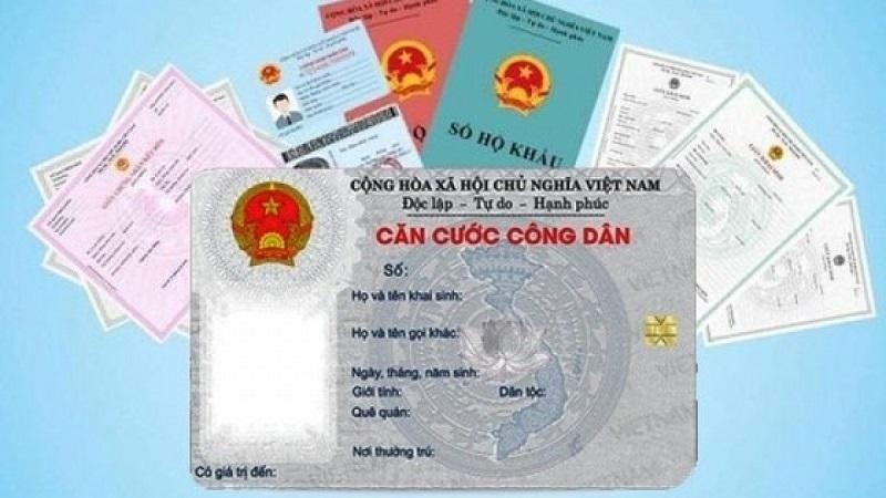 5 loại giấy tờ bạn cần phải đổi sau khi đã có thẻ CCCD gắn chip