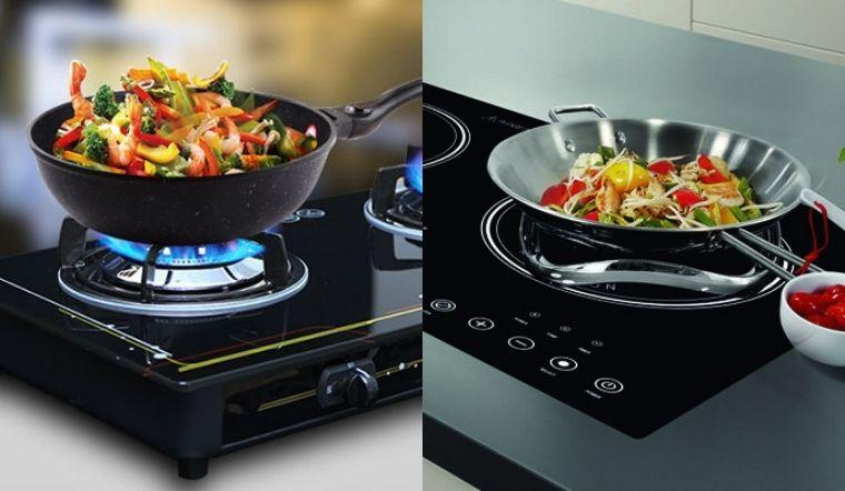 Sử dụng bếp gas và bếp điện thì cái nào tiết kiệm chi phí hơn?